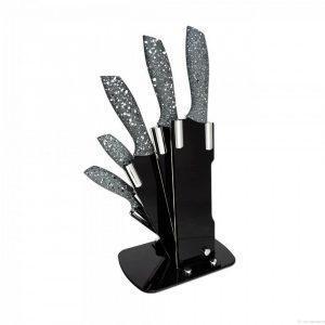 ножове на стойка к-т