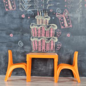 детски-стол