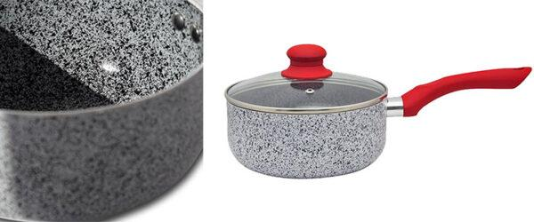 Касерола+с+керамично-мраморно+покритие