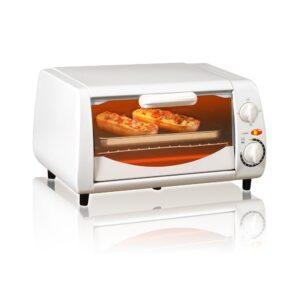 С мини фурна SAPIR е подходяща за скара, печене на различни ястия, запичане на сандвичи и претопляне. Приготви си апетитни сандвичи, принцеси, кренвирши с кашкавал и всякакви други вкусотии бързо и лесно. В нея ще събереш пица с диаметър до 22 см. Има възможност за избор на горно, долно или комбинирано печене. Скарата се изважда и прибира автоматично при отваряне и затваряне на вратата. Врата е от топлоустойчиво стъкло и неръждаема стомана